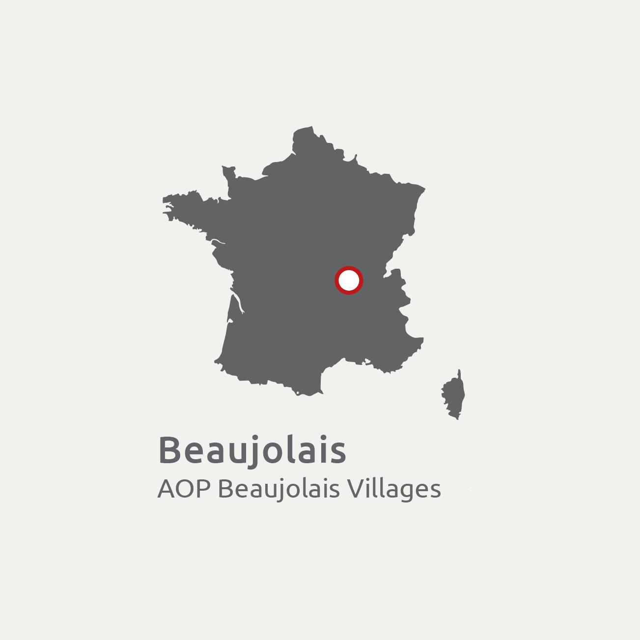 Carte_AOP_Beaujolais_Village