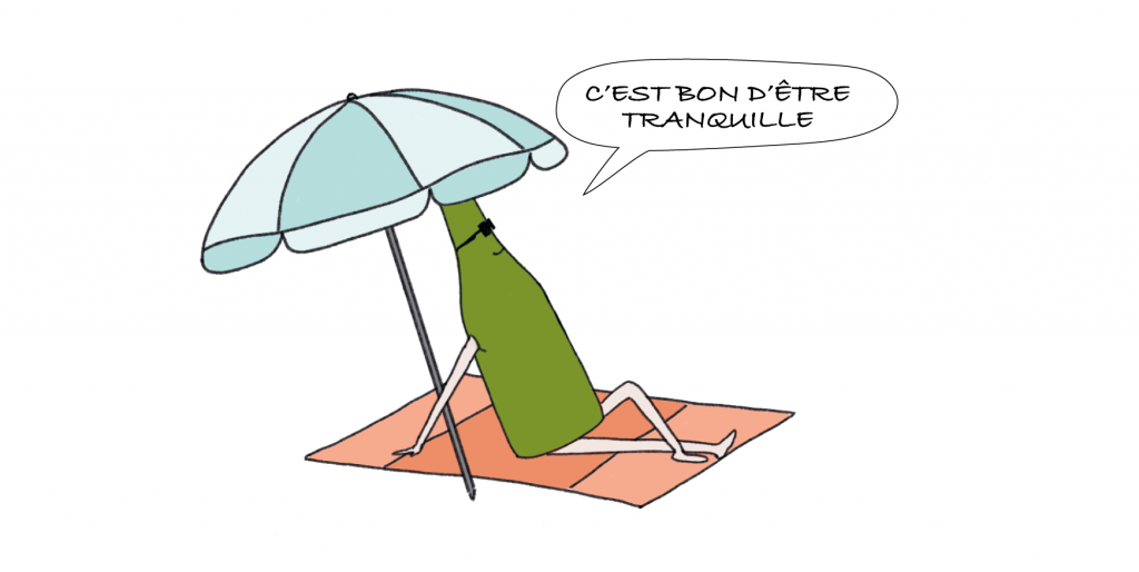 vin tranquille champagne